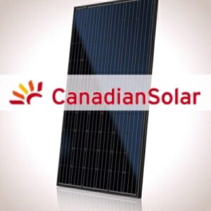 Canadian 335W Solar Panels Poly