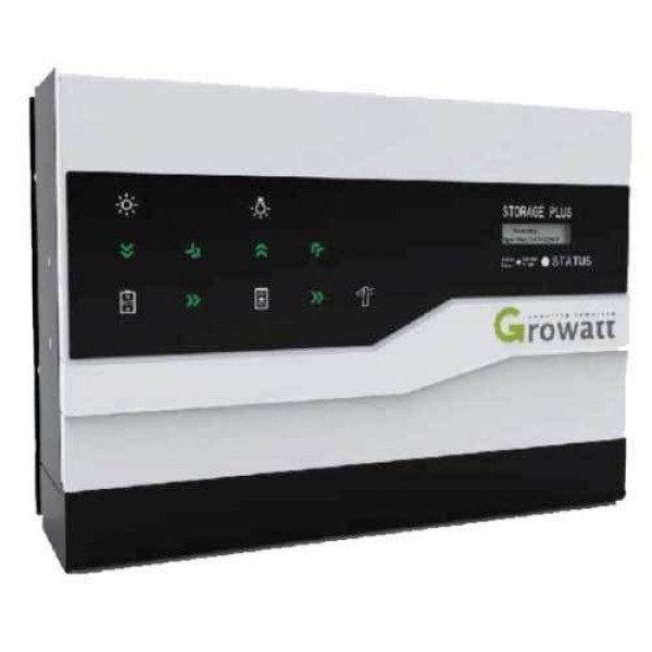SPF 5000 Growatt Pure sine wave hybrid inverter