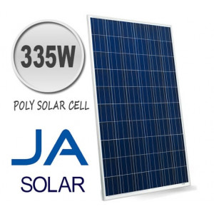 JA solar panel 335W poly solar cell