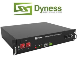 2.4KW Dyness B4850 lithium ion battery