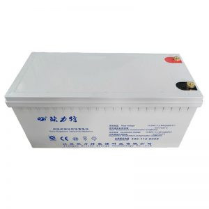 OLITER 200AH SOLAR GEL BATTERY