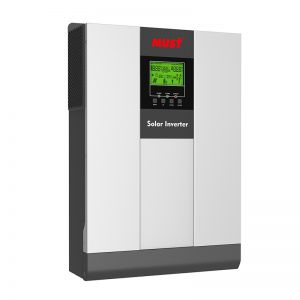 MUST HIGH FREQUENCY OFF GRID SOLAR INVERTER 3KW 24V