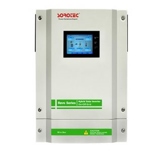 5.5KVA REVO-II ON/OFF GRID ENERGY STORAGE HYBRID INVER WITH TOUCH SCREEN
