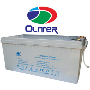 Oliter 12V 200Ah Gel Battery GA SOLAR